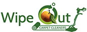 Wipe Out Carpet & Upholstery Cleaners Logo